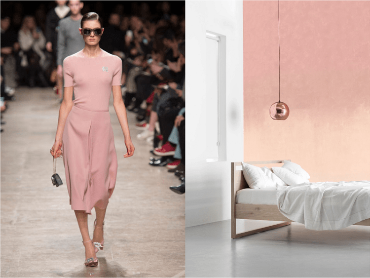 8 Autumn/Winter paint colours inspired by Paris Fashion Week