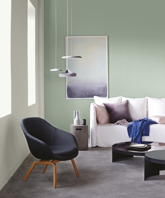 8 Steps to Finding the Perfect Paint Colour