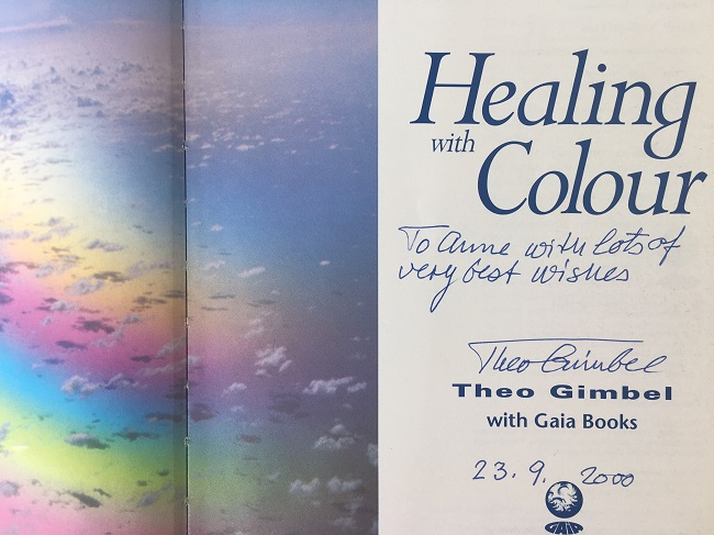 The link between Colour Therapy, Chakras and your Decor