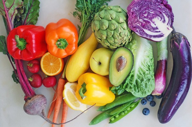 Why you should be eating Rainbow Coloured Food