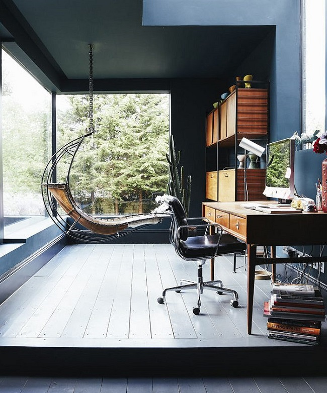 Tips and Colour Inspiration for a Home Office you will Love