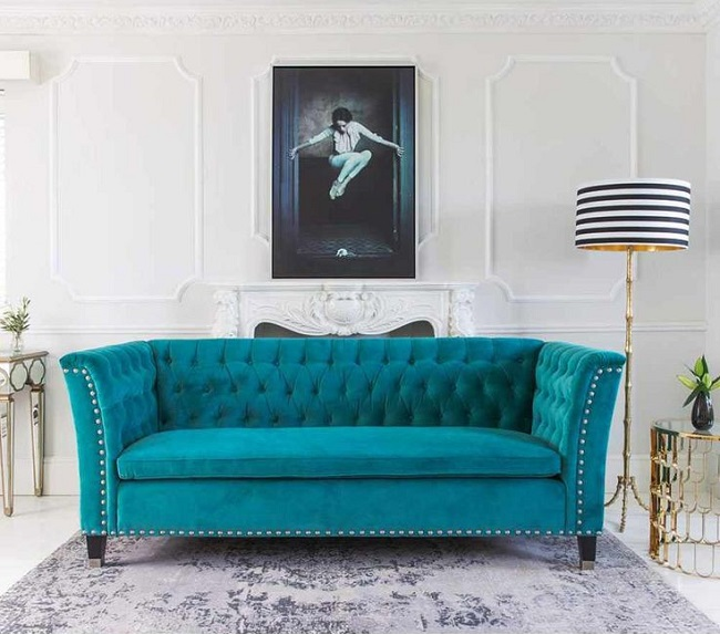 Turquoise - Colour Trend 2018