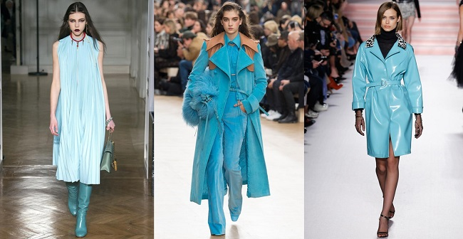 Turquoise - A 2018 Trend Colour