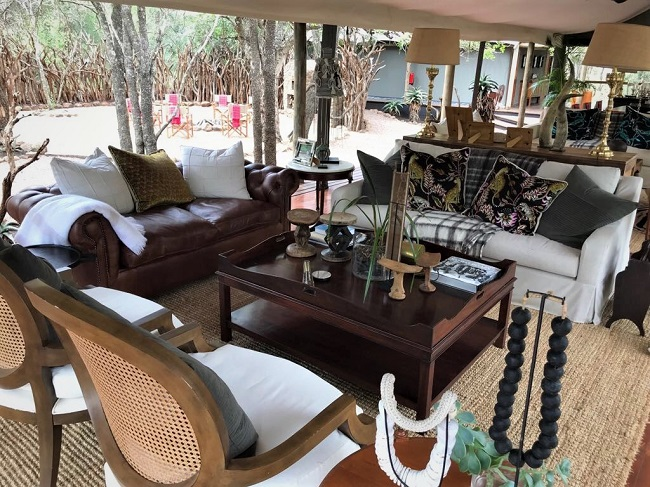 South Africas newest luxury tented safari camp