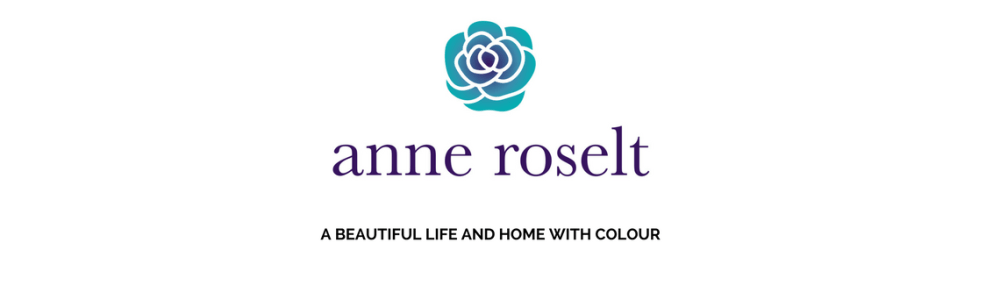 A beautiful life and home with colour