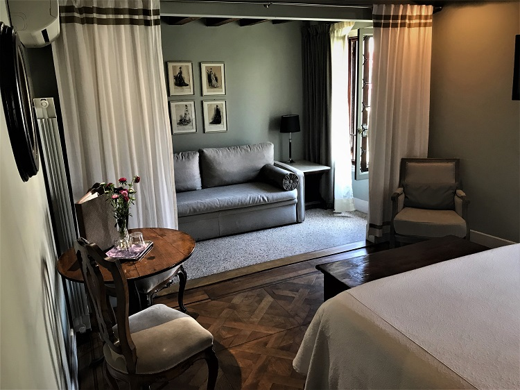 A Boutique B&B on the Venice Grand Canal