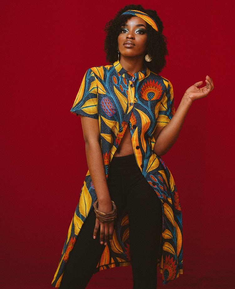 Ell Sol African Chic Fashion
