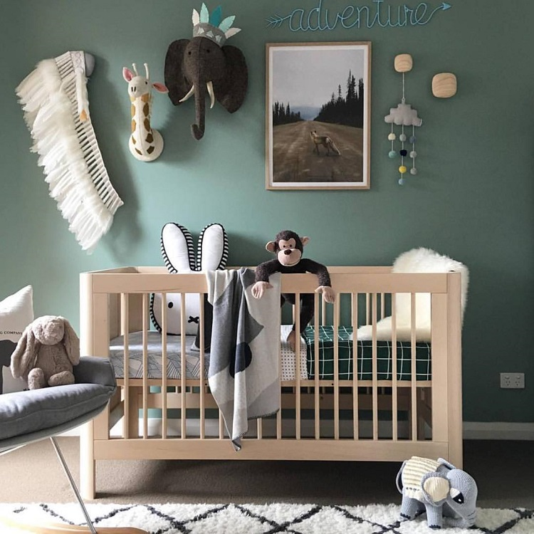 The Best Colours For Babies Rooms & Nurseries