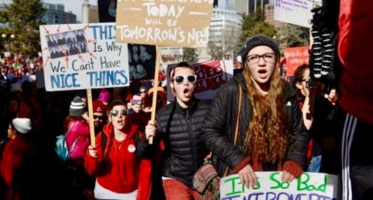 Denver  teachers,  school  district  reach  deal  to  end  strike