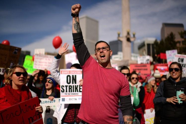 Denver  Public  Schools,  instructors  reach  tentative  agreement  to  end  strike