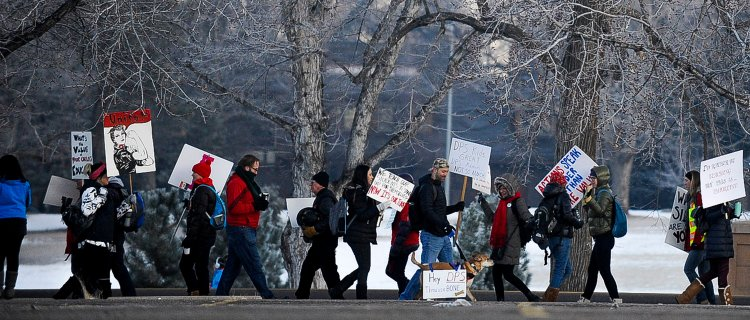 Denver  Teachers  Go  On  Strike  For  Very first  Time  In  25  Years  After  Failed  Pay  Disputes