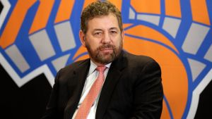 Denver Knicks Owner James Dolan Tests Positive For Coronavirus