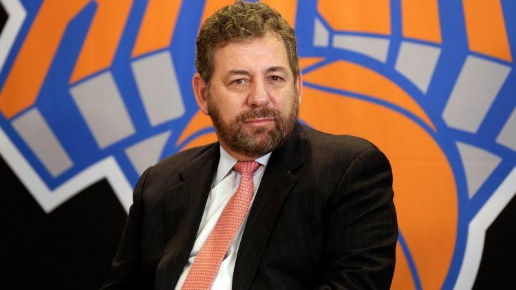 Denver Knicks Owner James Dolan Tests Positive For Coronavirus