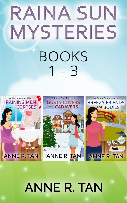Raina Sun Cozy Mystery Box Set Vol 1 (Books 1 -3)