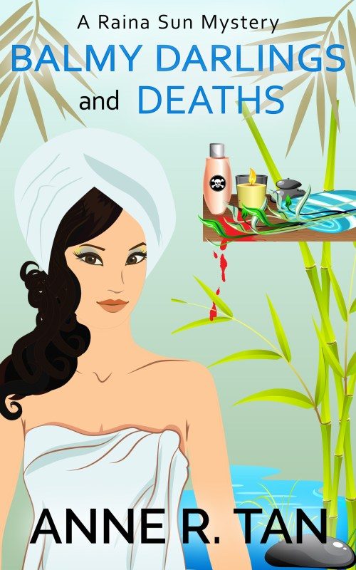 Balmy Darlings and Deaths (Raina Sun Mystery #4)