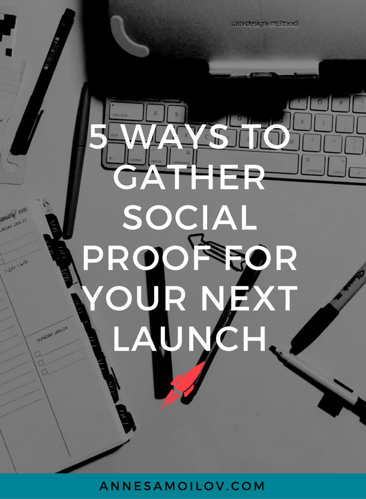 5 Ways To Gather Social Proof