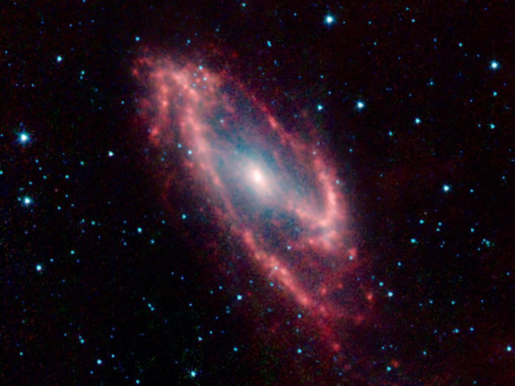 Maffei 2 An Intermediate Barred Spiral Galaxy In