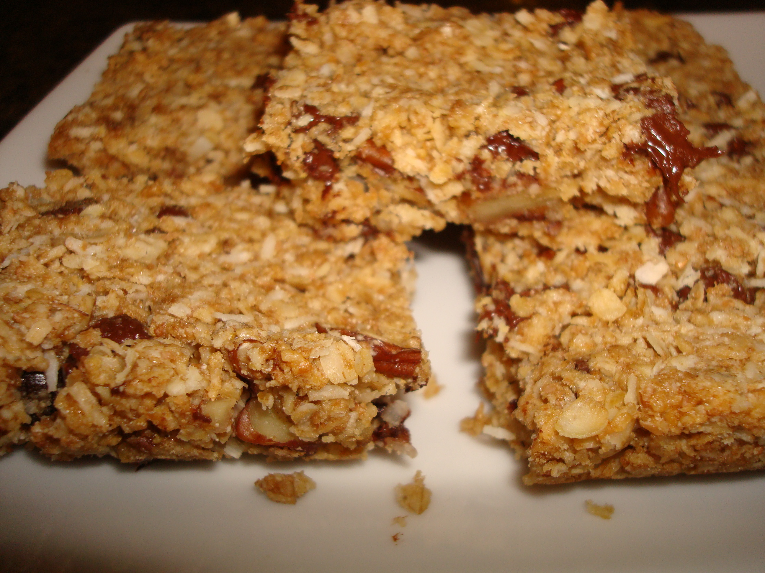Awesome Oat Bars