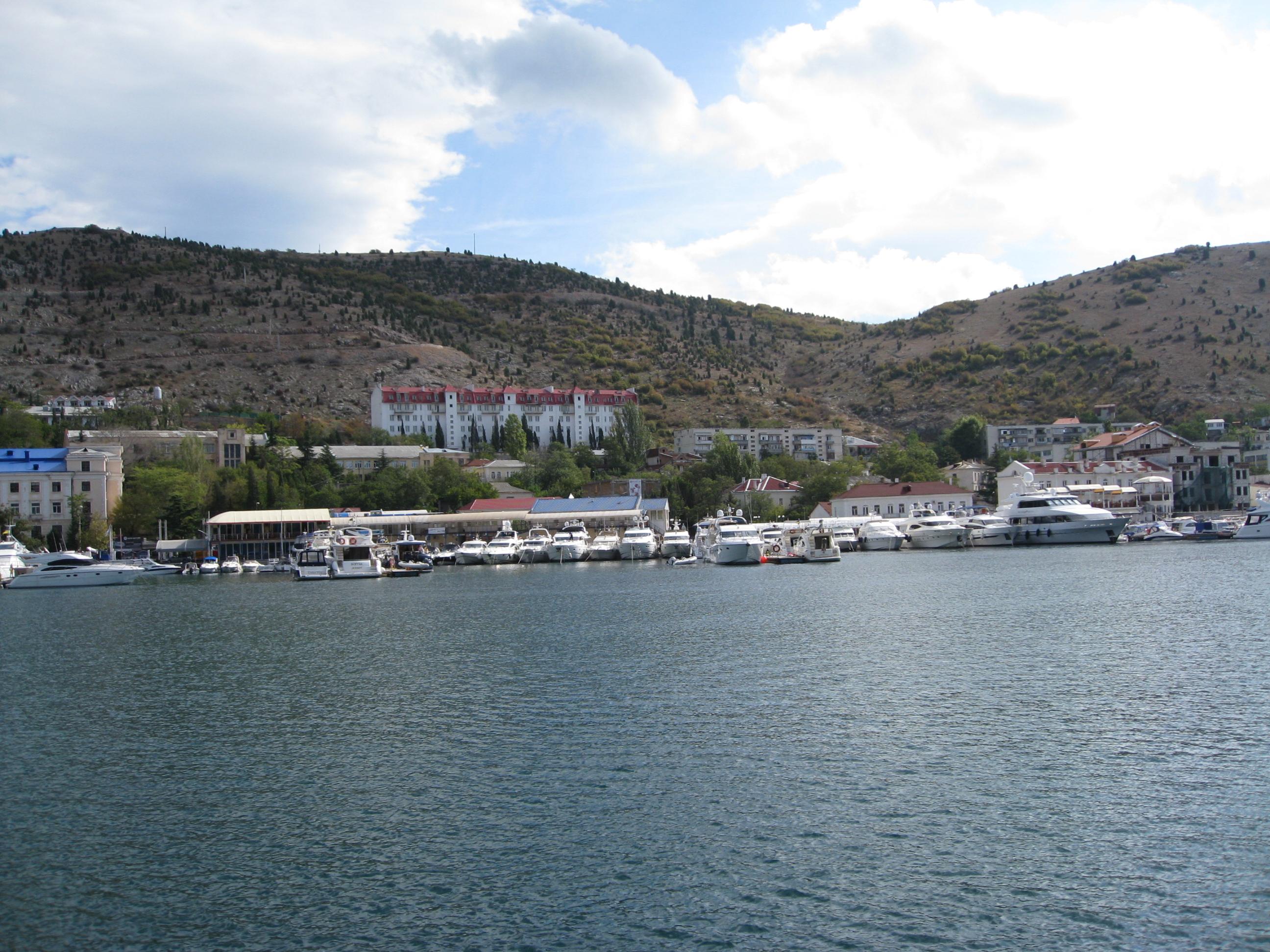 Balaclava Bay