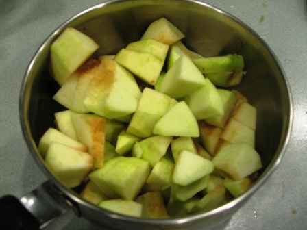 Apple Topping Recipe
