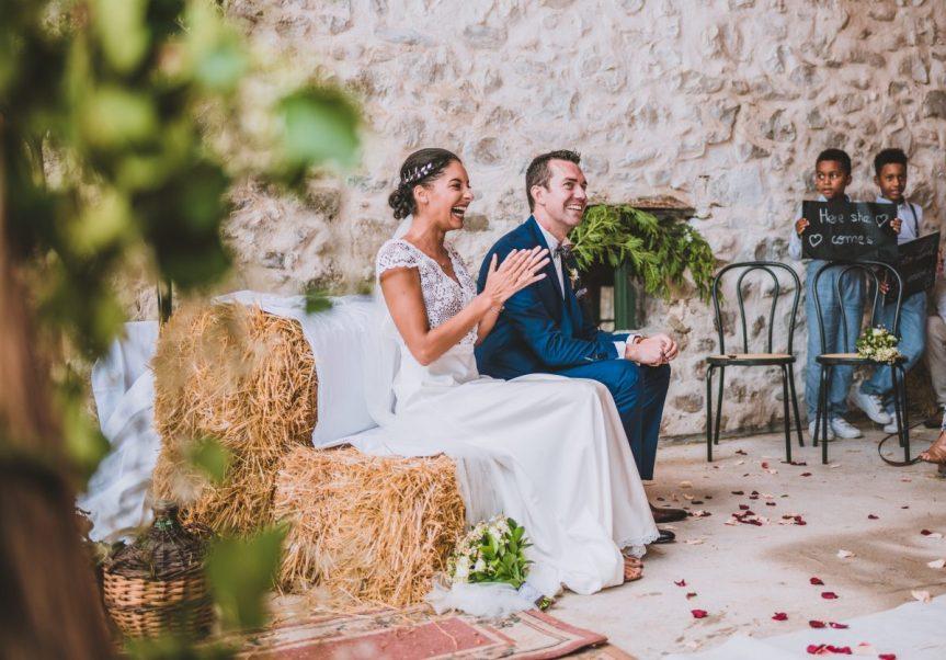 Photographe mariage Cérémonie laïque 06