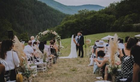 Photographe mariage paca - Domaine des Sources