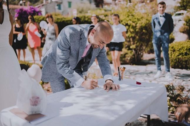 photographe mariage la colle sur loup