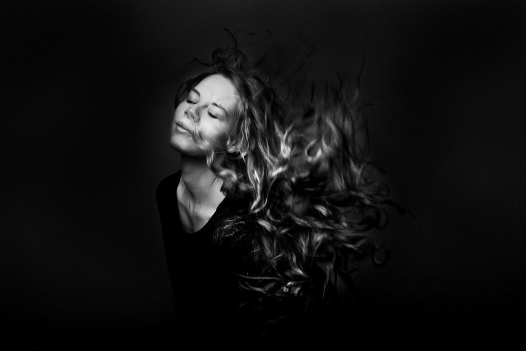 Portrait - Julia