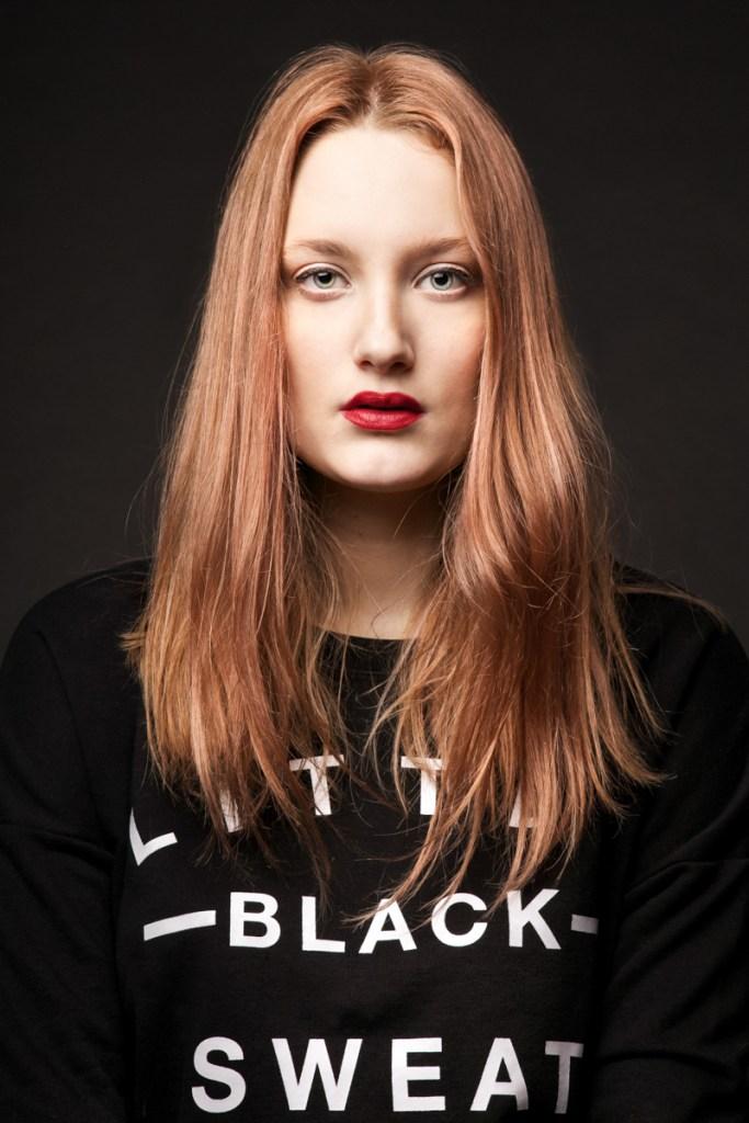 Portrait - Laetitia