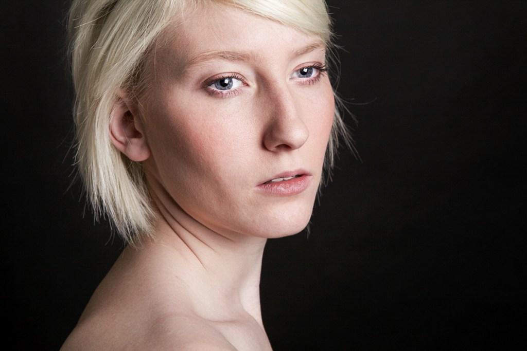 Portrait - Athéna