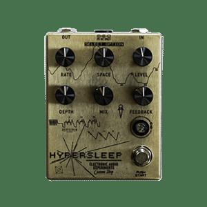 Electronic Audio Experiments - Hypersleep