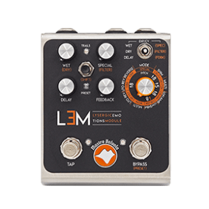Mastro Valvola Lysergic Emotions Module (LEM)