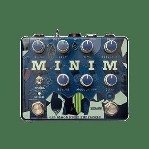 Minim guitar pedal