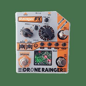 drone ranger guitar pedal