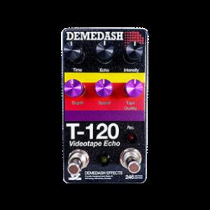 Demedash Effects - T-120 Videotape Echo Deluxe