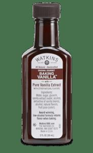 Watkins All-Natural Baking Vanilla