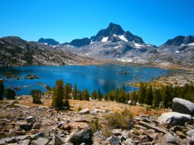 Thousand Island Lakes