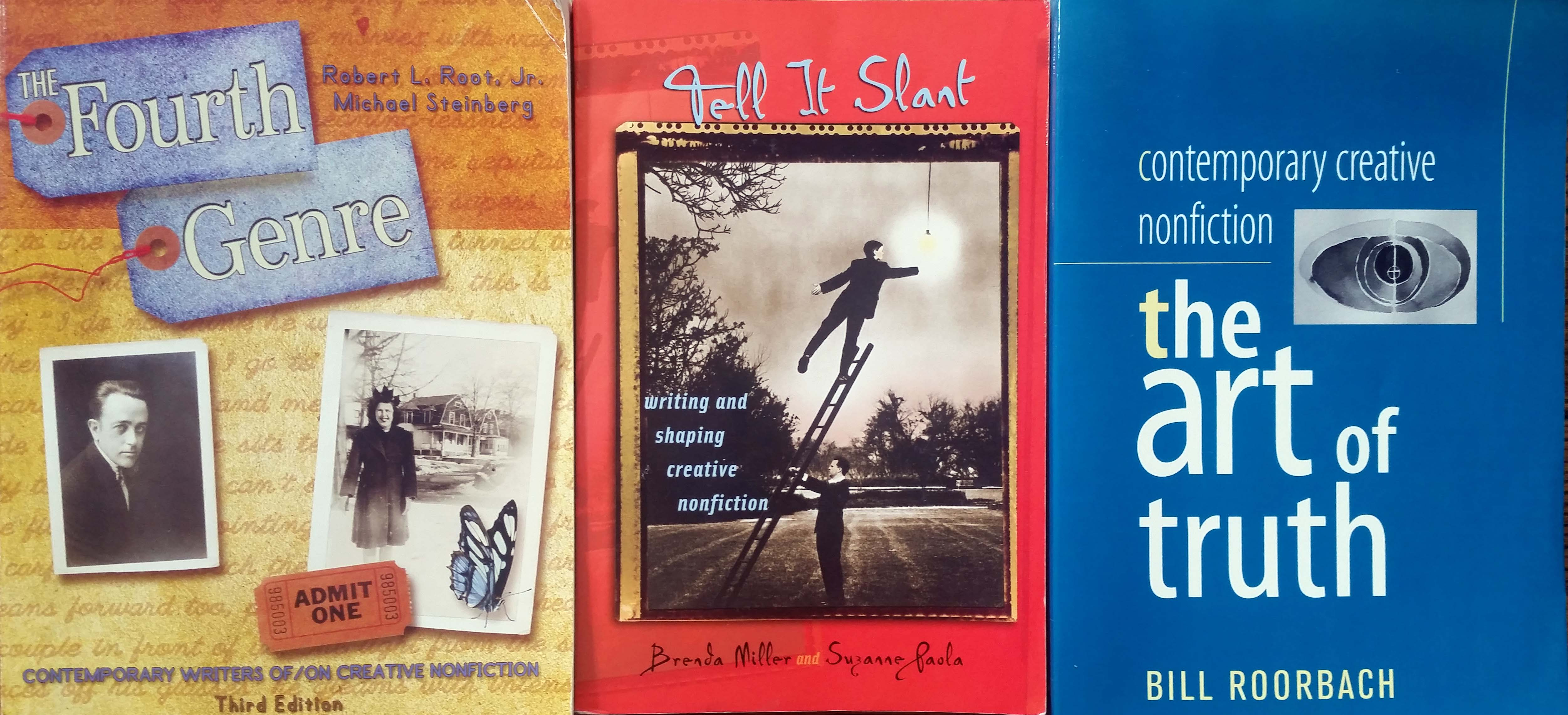 Creative Nonfiction And Memoir What S The Difference