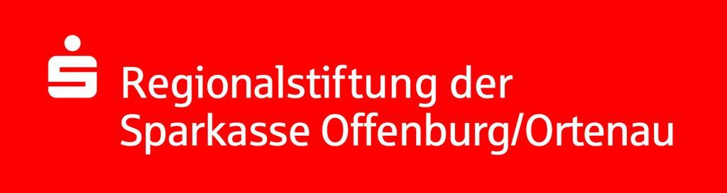 Logo der Regionalstiftung der Sparkasse Offenburg/Ortenau
