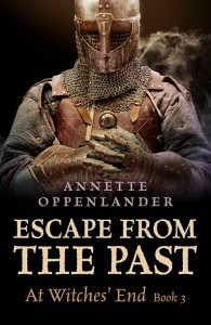 cover image for Escape from the Past, book 3