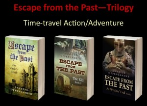 escape from the past trilogy by annette oppenlander