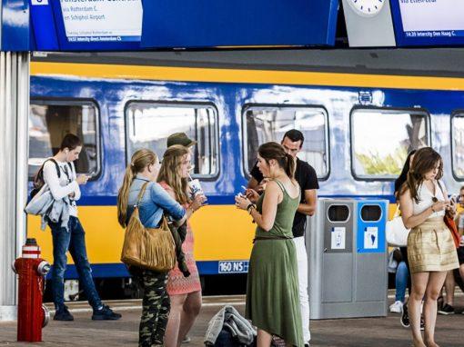 NS Nationale Spoorwegen Intercity Train Trein