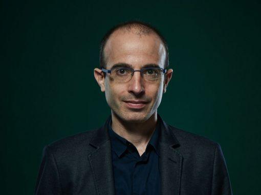 Yuval Noah Harari Author Writer Auteur Schrijver