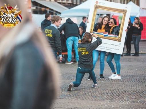 Oranjekoorts Festival Delft
