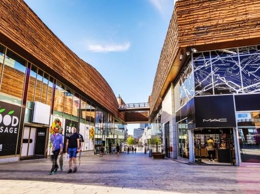 Almere Stores Winkels Modern