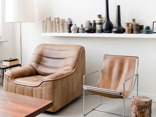 vtwonen Binnenkijker Rotterdam Interior Interieur Leather