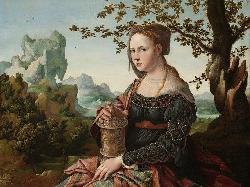 Jan van Scorel: Maria Magdalena