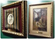 Juan Luna's self portraits