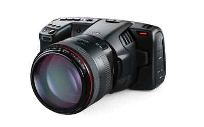 Blackmagic Design Announces New Low Price for Pocket Cinema Camera 6K