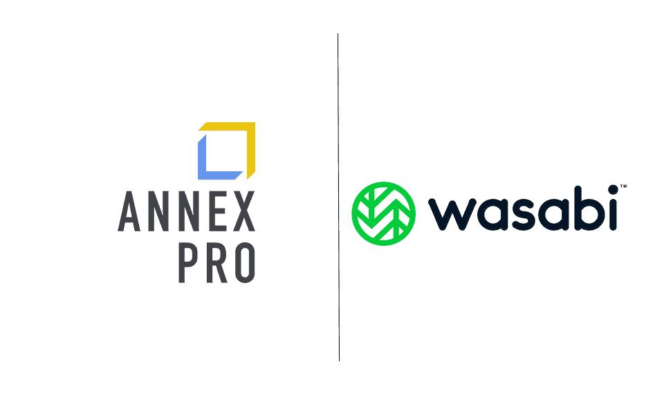 Annex Pro Joins Wasabi Partner Network